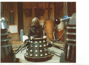 David Gooderson as Davros (Destiny of the Daleks) #4